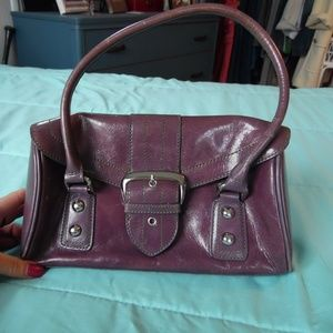 Vintage Leather bag Nordstrom Purse